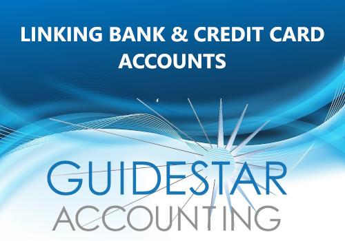 Linking Bank & Credit Card Accounts