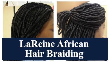 lareine african hair braiding